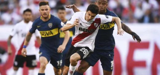 Cuándo juegan River y Boca por la Libertadores y la copa Argentina