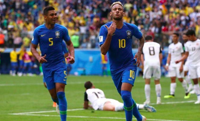 """#Mundial2018 El día que Tite criticó a Neymar: """"Es un mal ejemplo para los niños"""""""
