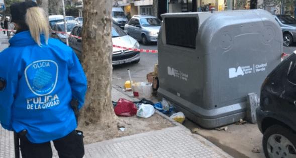 Buenos Aires: encontraron a un bebé recién nacido sin vida dentro de un contenedor