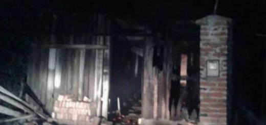 Dejaron encerrado a su hijo de 3 años para ir a un tour de compras, la casa se incendió y el nene murió calcinado