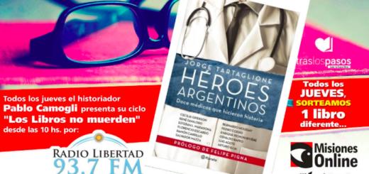 """""""Los libros no muerden"""": El concurso de esta semana lo ganó…"""