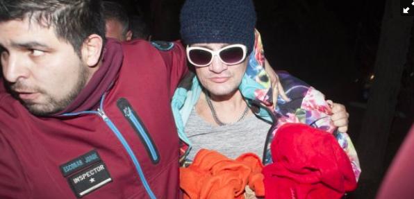 Soledad y crisis por abstinencia: cómo fueron las primeras horas de Pity Álvarez en la cárcel