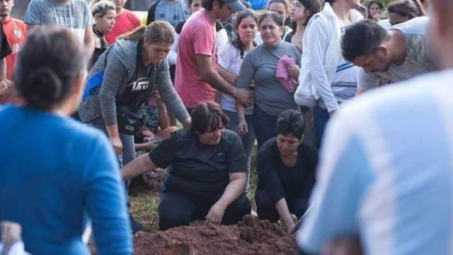 """EXPEDIENTES: para los padres de Arnaldo Amarilla, el hombre fue asesinado por el policía Soley, """"no fue un accidente"""""""