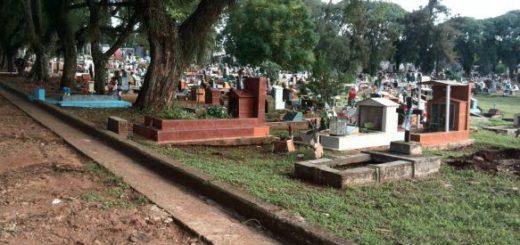 Otro robo en el cementerio de Eldorado: preocupa la seguidilla de hechos de ese tipo