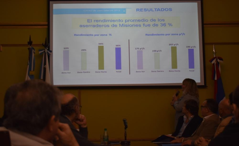 Resultados del Censo Nacional de Aserraderos en Misiones sobre 438 industrias refuerzan la potencialidad de proyectos de inversión con biomasa forestal para energía limpia
