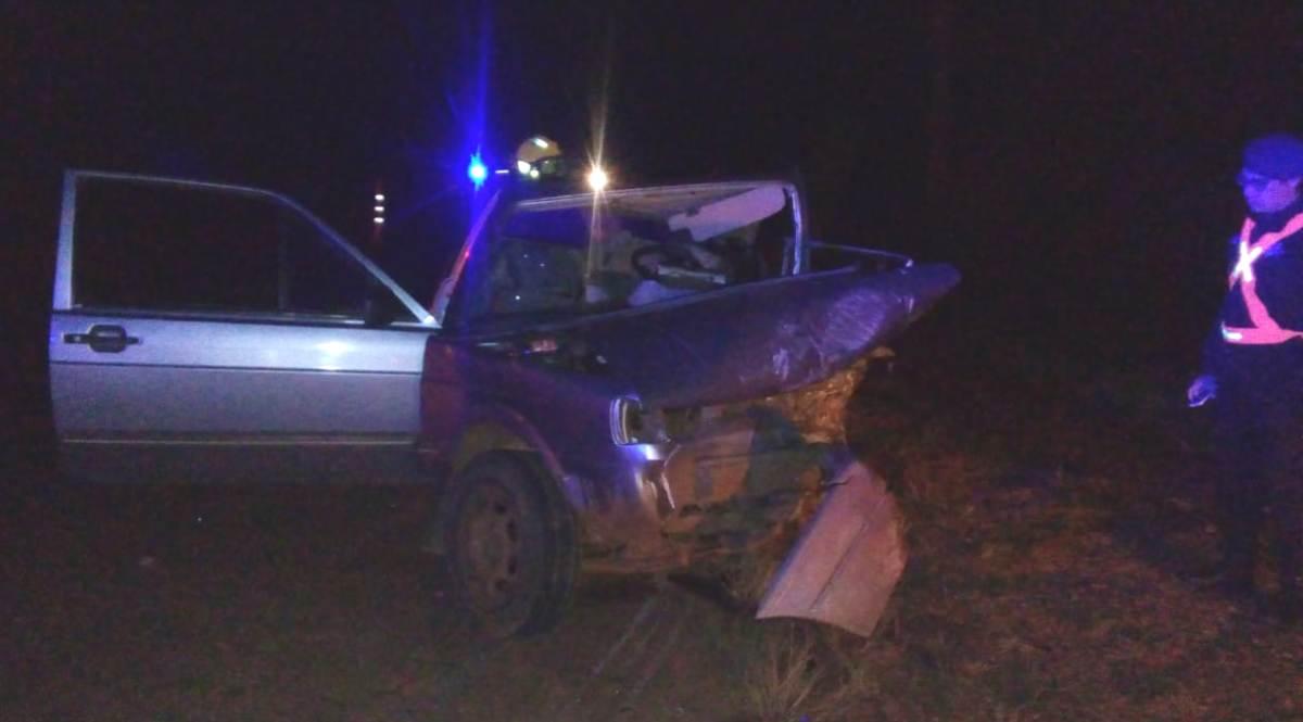 Fin de semana negro: también en Aristóbulo del Valle hubo un fallecido en un accidente vial