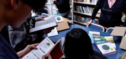 Llegan bibliotecas especializadas a 202 escuelas técnicas de Misiones