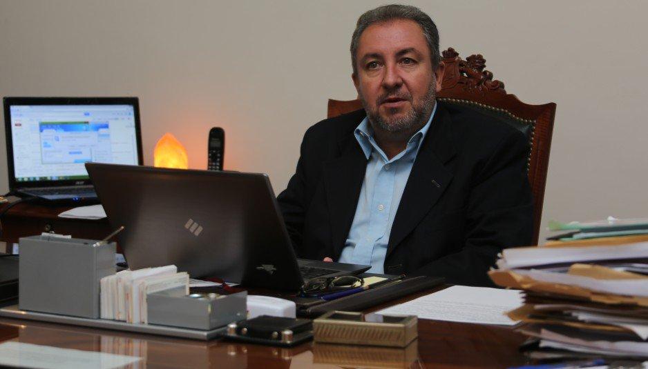 """Jorge Franco: Nación propuso que Misiones se endeude contra subsidio de tasa para concretar obras, """"planteamos que no es un combo bueno"""""""