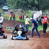 Con 70 kartings, Leandro N. Alem vibró con emocionantes carreras
