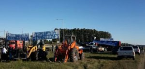 Entre Ríos: el inminente corte de la Ruta 14 en Concordia como método de protesta de 70 aserraderos que piden ayuda frente a la crisis quiebra al sector maderero de la región