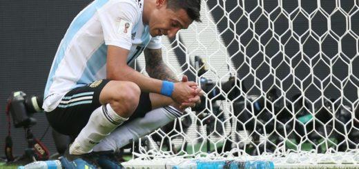 #Mundial2018: El inesperado mensaje de Ángel Di María mientras se define el futuro de la Selección