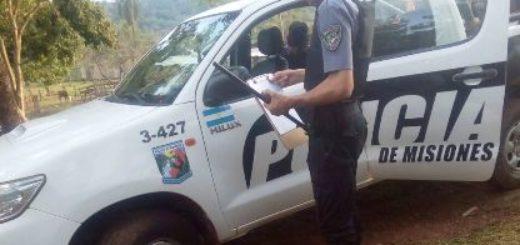 Detienen a un hombre por abuso de arma de fuego en Panambí