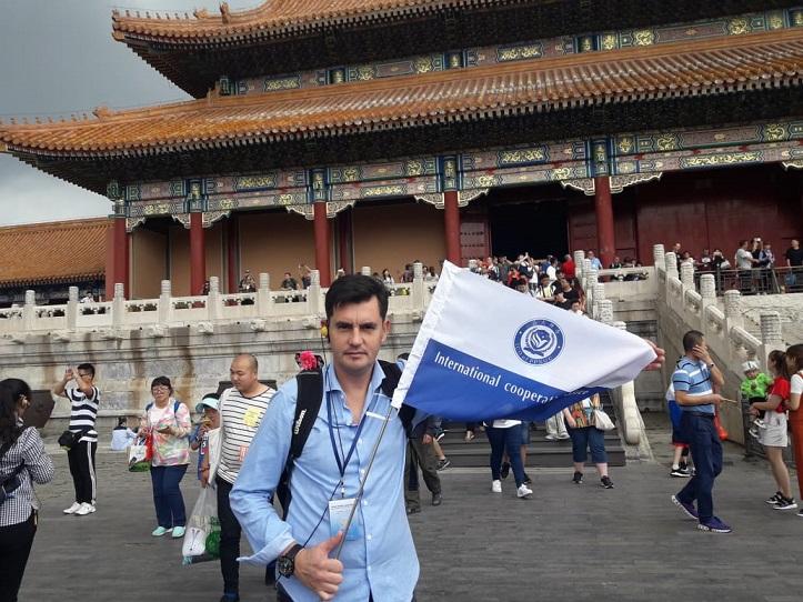 EXPEDIENTES: Policía misionero expuso en China los avances de la fuerza en la lucha contra el narcotráfico