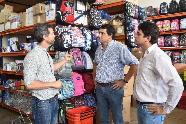 La Oficina de Empleo gestionó más de 1,8 millones de pesos para una sola empresa que incorporó personal a través de los programas de inclusión laboral