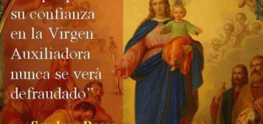 Un SI a la vida en vísperas del nacimiento de Don Bosco