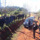 """El brasileño detenido pertenece a una facción criminal de Rio Grande do Sul llamada """"Bala na cara"""""""
