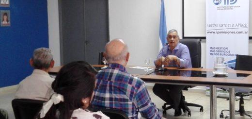 El IPS brindó una charla para concientizar sobre la prevención del cáncer de próstata