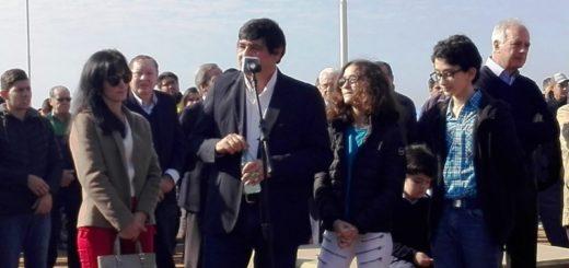 Marito Losada, referente de la política provincial y nacional fue recordado en un emotivo homenaje