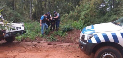 El homicida fugado pidió agua y alimento a vecinos de las chacras para pasar la noche