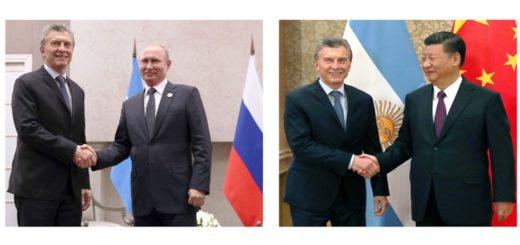 El presidente Macri participó hoy en la décima cumbre del BRICS