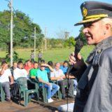 La Policía de Misiones lleva adelante un amplio operativo para detener a los sujetos que intentaron ingresar a la Unidad Penal II de Oberá