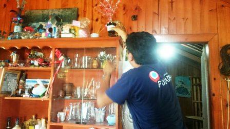 Dengue: destacan el funcionamiento de las ovitrampas