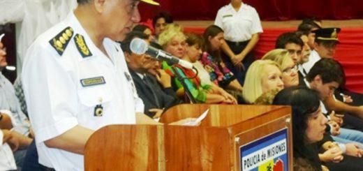 El Jefe de la Policía confirmó que han reducido un 12 por ciento la cantidad de delitos con respecto al año pasado enla Provincia