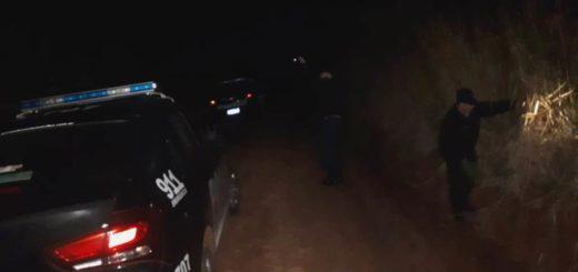 Banda fuertemente armada quiso entrar a la cárcel de Oberá: se cree que para liberar a un preso