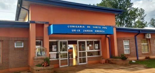 Detienen en Santo Pipó a dos hermanas que amenazaron con un machete a su madre