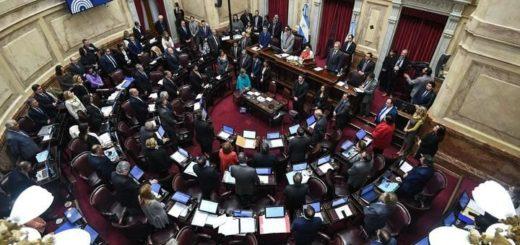 Senadores comienzan hoy el análisis del proyecto para legalizar el aborto en el país