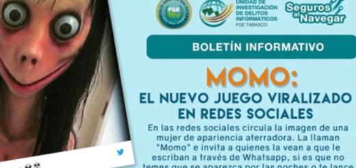 """""""Momo"""": el nuevo reto viral en Facebook que incita a jóvenes al suicidio y que puso en alerta a las autoridades"""