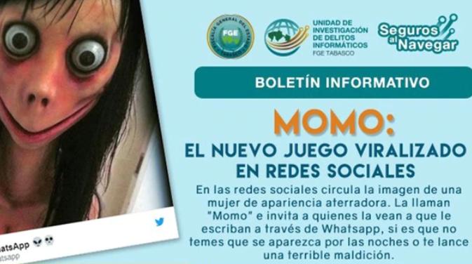«Momo»: el nuevo reto viral en Facebook que incita a jóvenes al suicidio y que puso en alerta a las autoridades