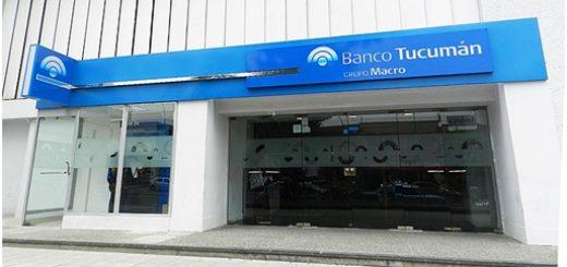 La Legislatura tucumana autorizó al Poder Ejecutivo a vender el 10% de las acciones que tenía en su poder de Banco Tucumán al Banco Macro