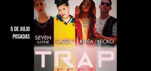 Suspendieron el show Trap Fest en Posadas y comenzará la devolución del dinero de las entradas