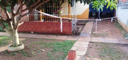"""Muerte en el Barrio A 3-2 de Posadas: """"Yo vi cuando los policías le dispararon pero no pensé que le tiraron a matar"""""""