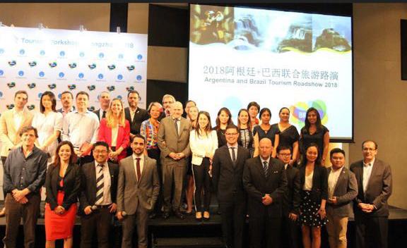 300 turistas chinos llegarán a Iguazú como primer contingente tras la Misión de Promoción de Cataratas en Mayo pasado