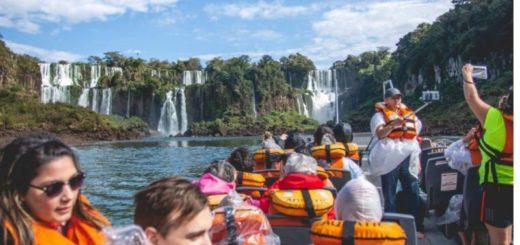 Cataratas cierra el receso invernal con nuevo récord, superó las 900 mil visitas en lo que va de 2018