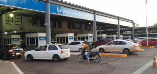 Más de 48 mil personas pasaron por el Centro de Frontera de Iguazú este miércoles