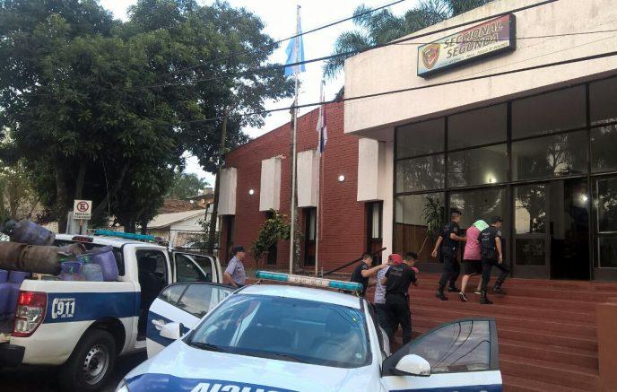 Oberá: acusaron formalmente a la mujer del aduanero de «homicidio calificado», delito que es penado con la perpetua