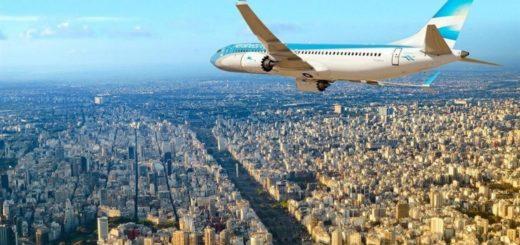 A partir de hoy Aerolíneas Argentinas lanza pasajes a mitad de precio