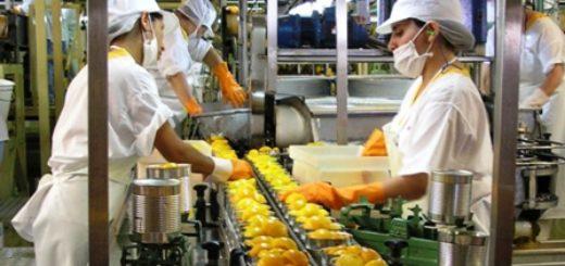 La actividad de la industria de alimentos y bebidas cayó el 1,2% entre enero y mayo