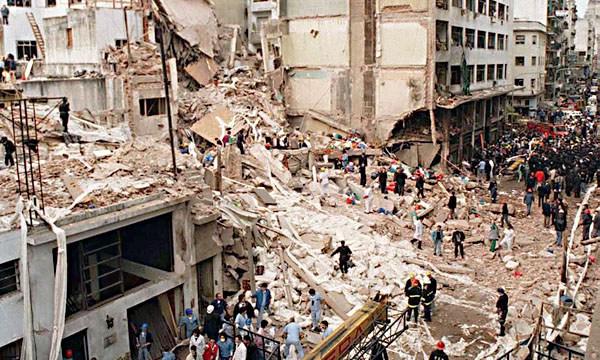 Hoy se cumplen 24 años del atentado en la AMIA y se realizará un acto para recordar a las victimas