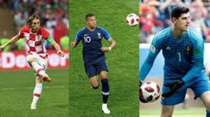 #Mundial2018: La FIFA eligió al mejor jugador joven y al aquero más destacado