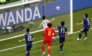 #Mundial2018: Japón casi da el golpe pero Bélgica reaccionó y ganó 3 a 2