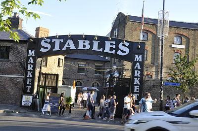 Recorriendo Camden Town, el barrio de la famosa cantante Amy Winehouse