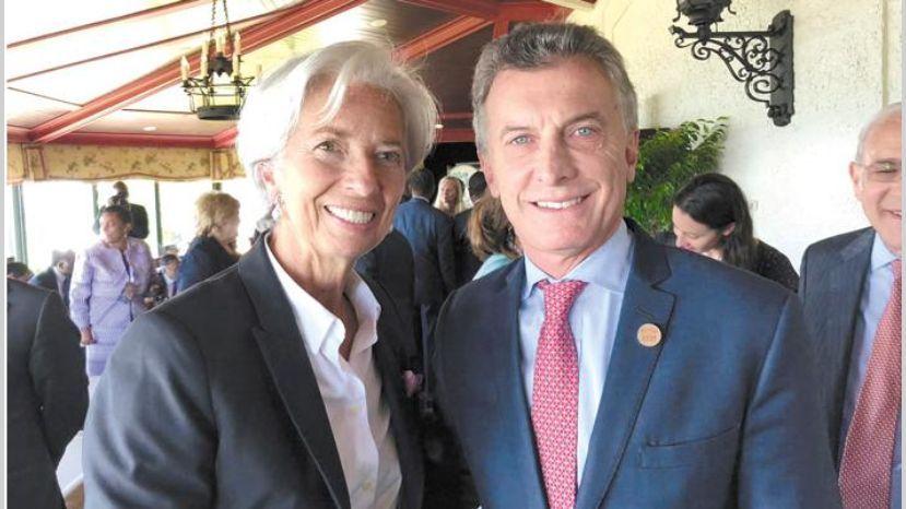 El FMI de antes, el de siempre