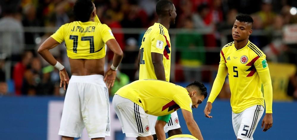 #Mundial2018: En un partido dramático, Inglaterra venció a Colombia por penales y avanzó a cuartos de final