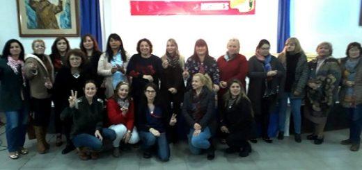 Mujeres peronistas homenajearon a Evita en un nuevo aniversario de su fallecimiento