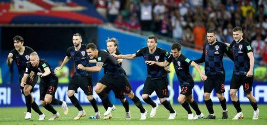 #Mundial2018: Croacia igualó un record de Argentina