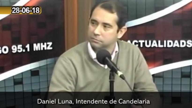 """Candelaria: """"Desde el 2015 la gente decidió cambiar la política que maneja el municipio"""", dijo Luna"""